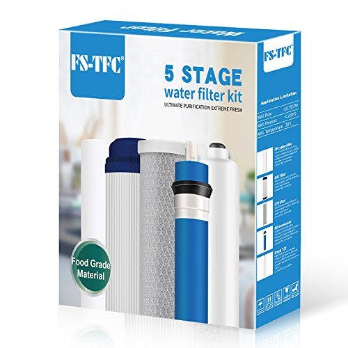 5 stage reverse osmosis - 6