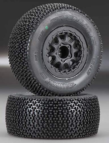 "Proline 117616 Caliber 2.0 SC 2.2/3.0"" M3 Tires Mounted, Soft"