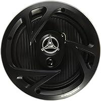 Power Acoustik EF-653 Edge Series 400 Watt 6.5″ 3-Way Coaxial Speakers