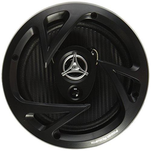 Power Acoustik Speaker Systems - Power Acoustik EF-653 Edge Series 400 Watt 6.5x2033; 3-Way Coaxial Speakers