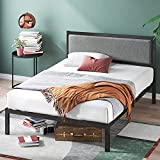 Zinus 14 Inch Platform Metal Bed Frame with