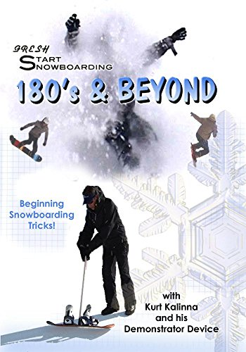 180's & BEYOND (Snowboard Instruction Dvd compare prices)