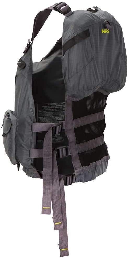 NRS Chinook Mesh Back Fishing PFD Life Jacket