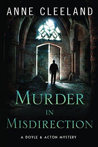Murder in Misdirection by Anne Cleeland