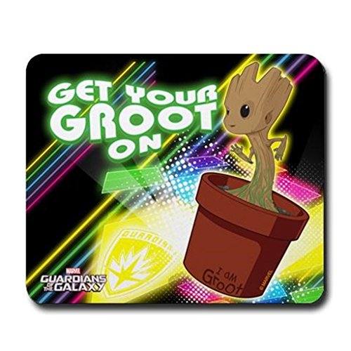 Generic GOTG Get Your Groot On Mousepad 9x7 Inch