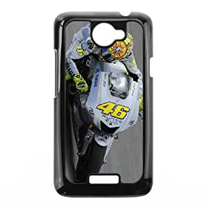 HTC One X Cases Cell Phone Case Cover Valentino Rossi 46 5R56R812971