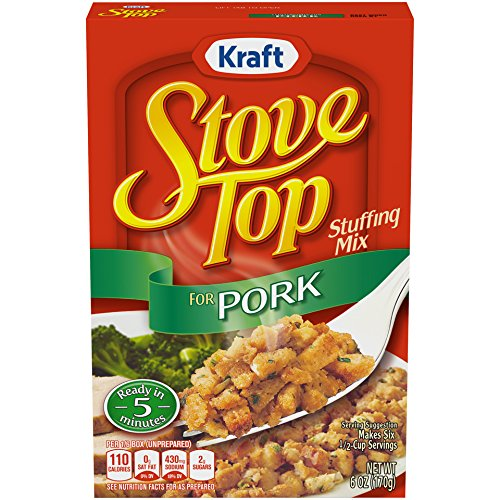 Stove Top Stuffing Pork Ounce