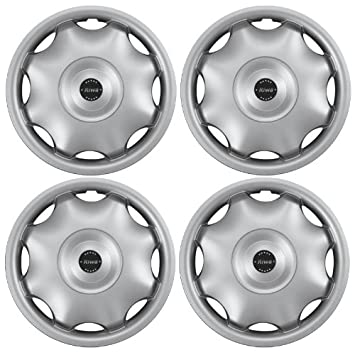 Tapacubos riw 15 pulgadas apto para Volvo 740, 760, 850, 940, 960, C30, S40, V40, V50: Amazon.es: Coche y moto