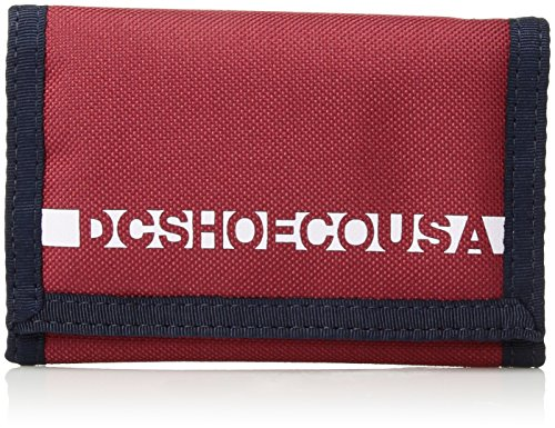 Dc Men's Ripstop 2 Wallet, rio red, One - Dc Wallet