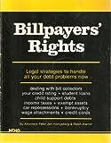 Billpayers' Rights, Peter Jan Honigsberg and Ralph E. Warner, 0917316967