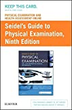 img - for Physical Examination and Health Assessment Online for Seidel's Guide to Physical Examination (Access Card): An Interprofessional Approach book / textbook / text book