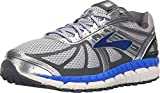 Brooks Men's Beast '16 Silver/Electric Blue/Ebony 11.5 EEEE US