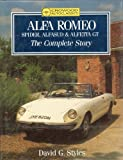 Alfa Romeo : The Complete Story, Styles, David G., 1852236361