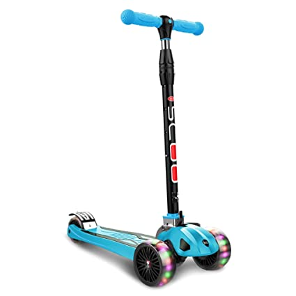 Patinetes Scooters para niños de 2 años, Light Up Wheels ...