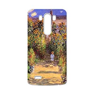 The country beautiful scenery Phone Case for LG G3