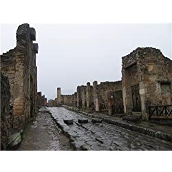 POMPEII GLOSSY POSTER PICTURE PHOTO roman naples italian ash pumice buried