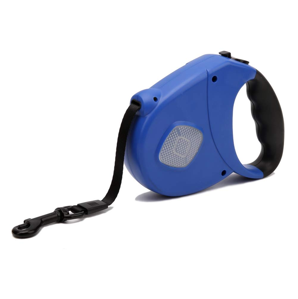 Medium Dog Retractable Leads Tangle Free Comfort Durable Grip Extends up to 3 5m of Freedom and Predection Great for Small to Large Dogs up to 25 50KG