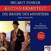 Die Briefe des Ministers (Kottan ermittelt - Kriminalrätsel 24) | Helmut Zenker