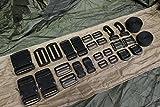 BuckleGear Backpack Repair Kit- Webbing and Hardware -27 Pieces!-