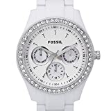 Fossil Women's Stella Quartz Stainless Steel and