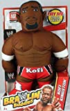 KOFI KINGSTON - WWE BRAWLIN BUDDIES TOY WRESTLING ACTION FIGURE