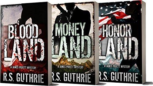 James Pruett Mystery Boxed Set (Books 1-3): A Hard Boiled Murder Mystery