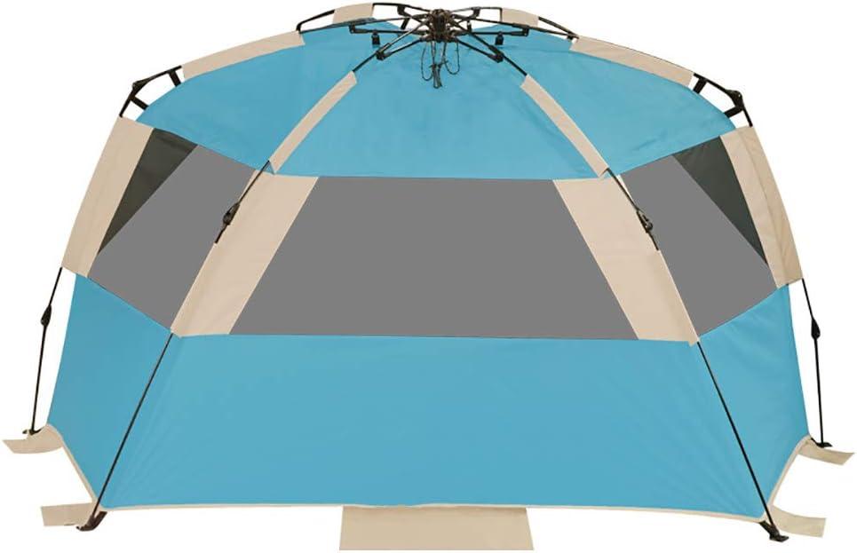 Tente de Plage Robuste et ultral/ég/ère Parfaitement adapt/ée comme Protection Solaire sur la Plage thematys Tente de Plage Pop Up imperm/éable la mer et Le lac