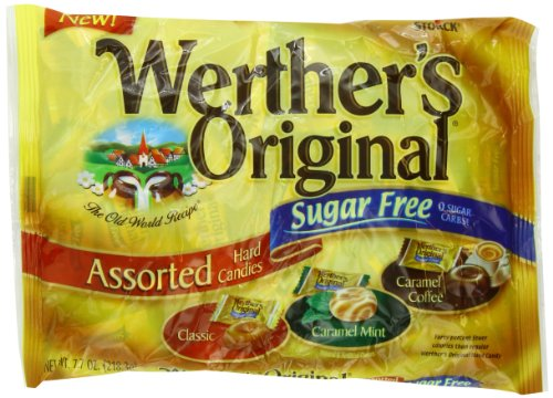 Werthers Sugar Free Assorted Original product image