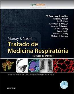 Murray   Nadel. Tratado de Medicina Respiratória  V. Courtney ... 8eb1386779619