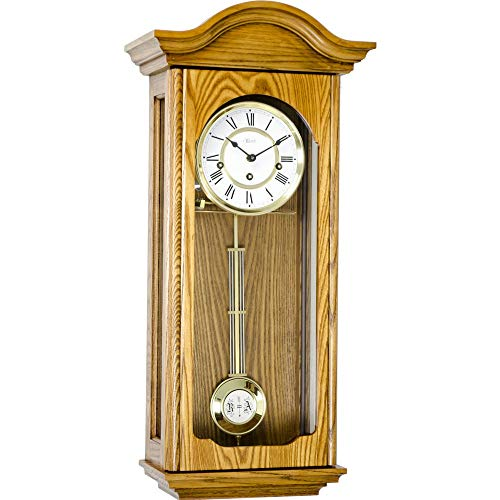 (Hermle Brooke 70815I90341 Clock)