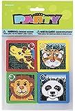 Animal Slide Puzzle Party Favors, 10ct