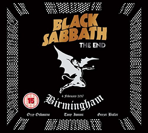 Black Sabbath - The End [PA] [11/17] (CD/CD & DVD)