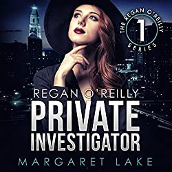 Regan O'Reilly, Private Investigator