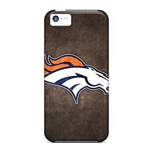 Waterdrop Snap-on Denver Broncos 7 Case For Iphone 5c