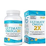 Nordic Naturals - Ultimate Omega 2X, Supports Heart, Brain, and Immune Health, 120 Soft Gels