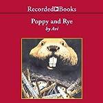 Poppy and Rye |  Avi