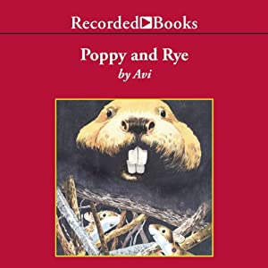 Poppy and Rye Audiobook