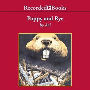 Poppy and Rye Audiobook