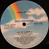 Out of Control - 6 Mixes Us 12