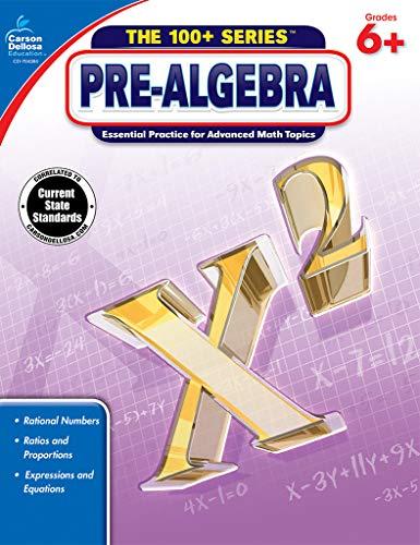 Pre-Algebra, Grades 6 - 8 (The 100+ SeriesTM) (Glencoe Algebra 1 3 1 Practice Answers)