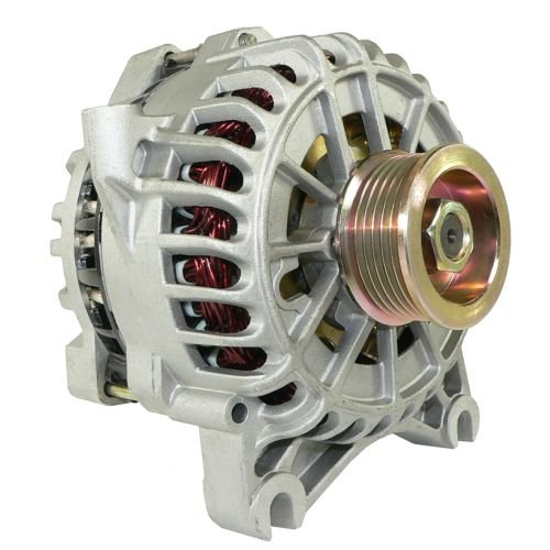 2008 Marquis (DB Electrical AFD0141 New Alternator For Ford 4.6L 4.6 Crown Victoria Town Car Grand Marquis 06 07 08 2006 2007 2008 5W1T-10300-AB 5W1Z-10346-AA 6W1T-10300-AA 6W1Z-10346-AA 1-2433-31FD 400-14083)