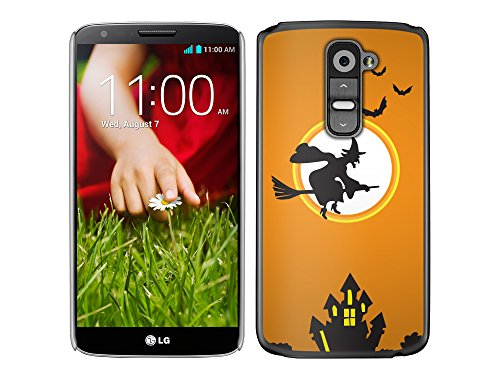 Cellet Halloween Witch Proguard Case for LG G2 (GSM Version, Not for Verizon LG G2)]()