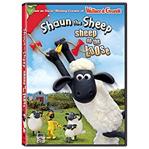 Shaun The Sheep: Sheep On The Loose [DVD] (2016)