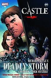Castle: Richard Castle's Deadly Storm (Derrick Storm Graphic Novel Book 1)