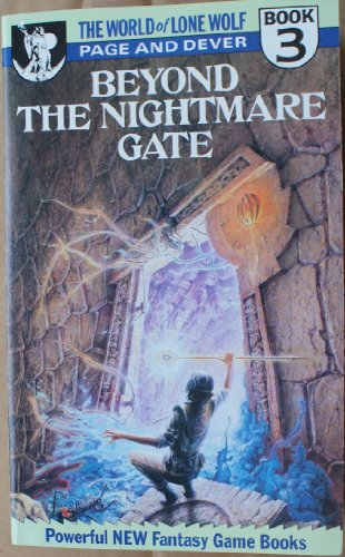 Download Beyond the Nightmare Gate (World of Lone Wolf) book pdf