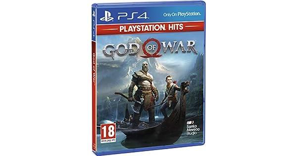 God Of War PlayStation Hits - PlayStation 4 [Importación inglesa ...