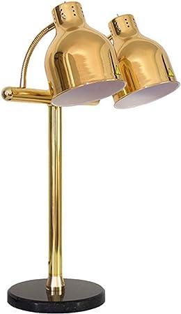 Heatterlamp 19cm Lampe Chauffante Pour Aliments 500w Rechauffeur