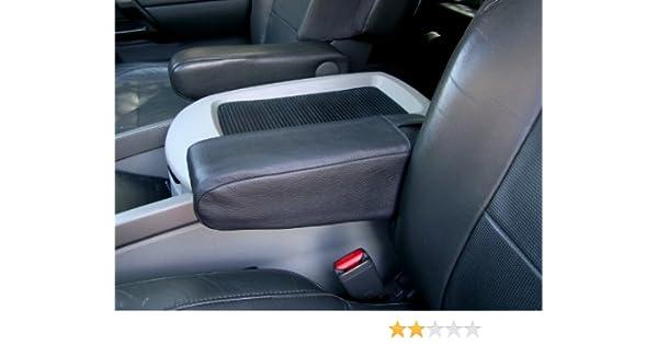 Amazon.com: RedlineGoods Nissan Armada 2004-15 cubierta de apoyabrazos de asientos (incluye dos piezas) de: Automotive