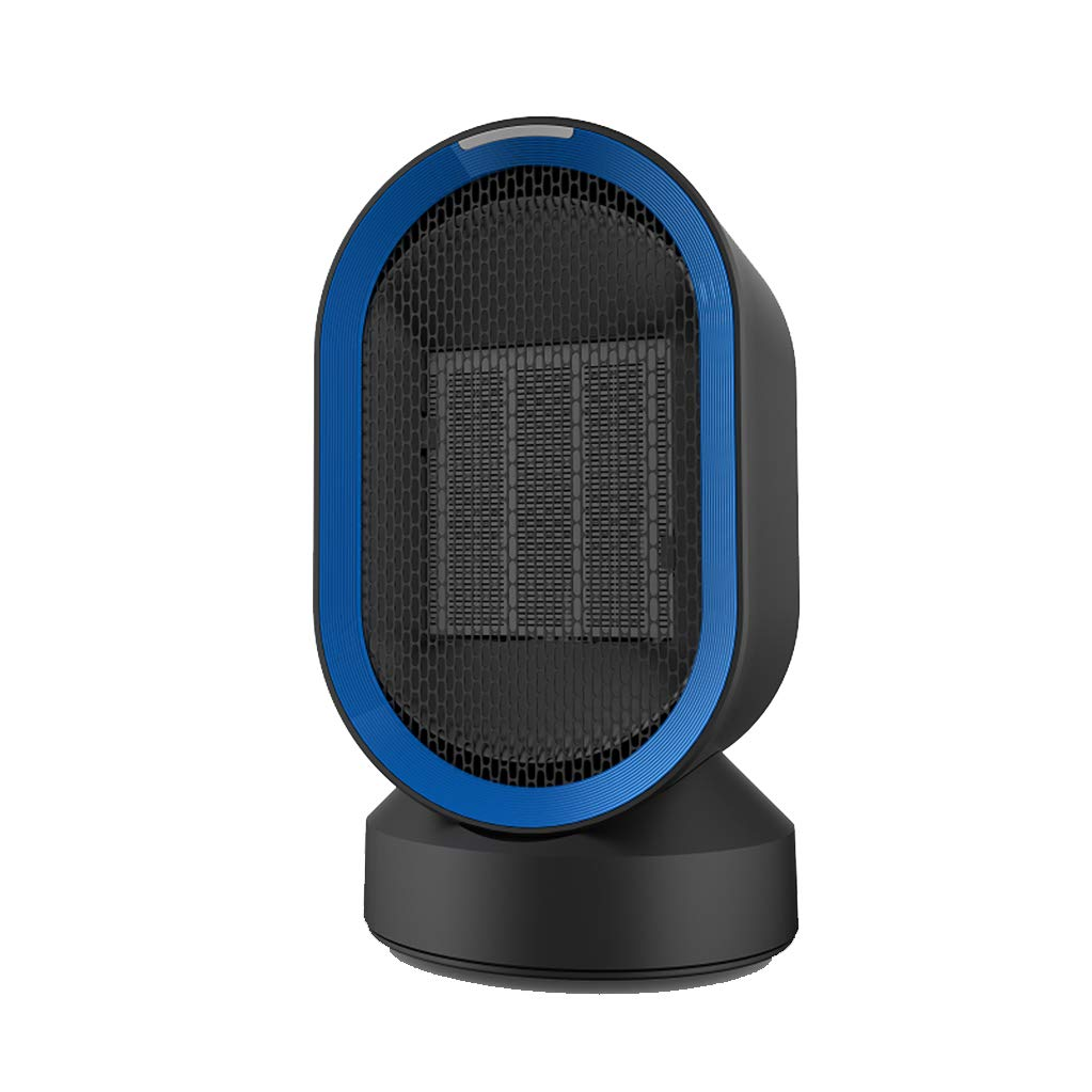 CPPI-1 CXLO Small Space Heater,600W Electric Personal Heaters for Office Ceramic Heaters with 2 Seconds Heat-up/Tip-Over Overheat Protection/Oscillating Swing/Portable/for Desk Top/Bedroom by CPPI-1