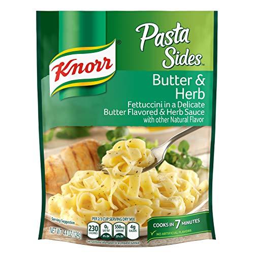 Herb Butter Pasta - Knorr Pasta Sides Dish, Butter & Herb, 4.4 oz